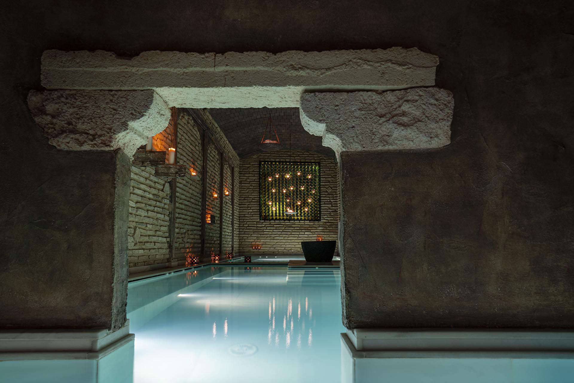 Aire Spa Baths pools with a private area