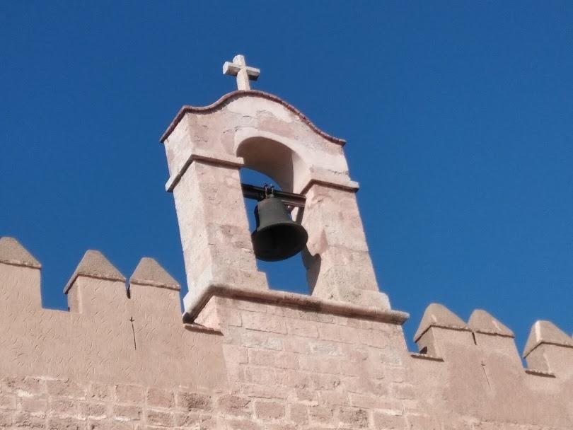 Bell Tower in the Alcazaba Almeria