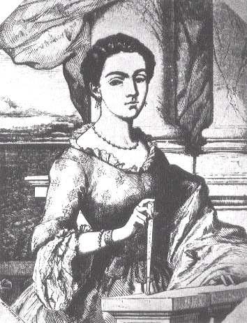 Isabela Godin, amazon, French