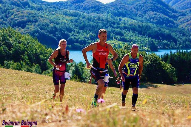 Italian adventure race start