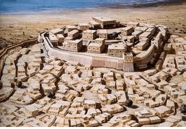 A model reconstruction of Troy