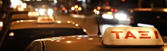 greek taxi drivers