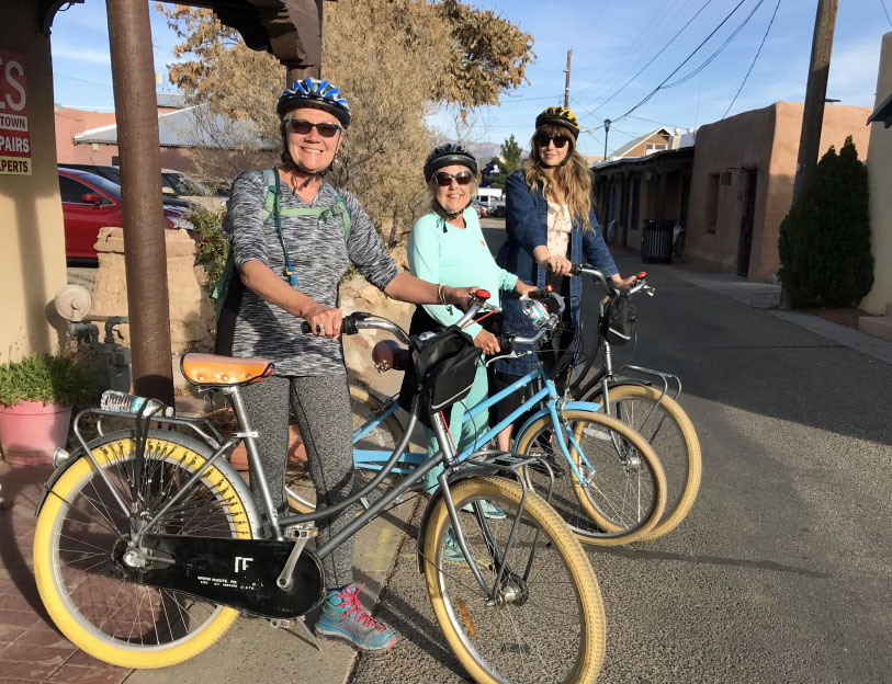 bike-riding, Routes Bicycle Tours & Rentals, Albuquerque, New Mexico