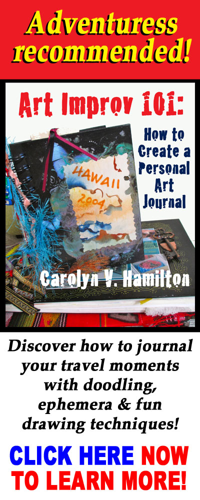 Art improv 101, art journaling, journaling, journal, art journal
