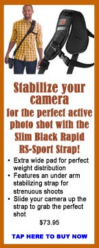 Camera rapid sports