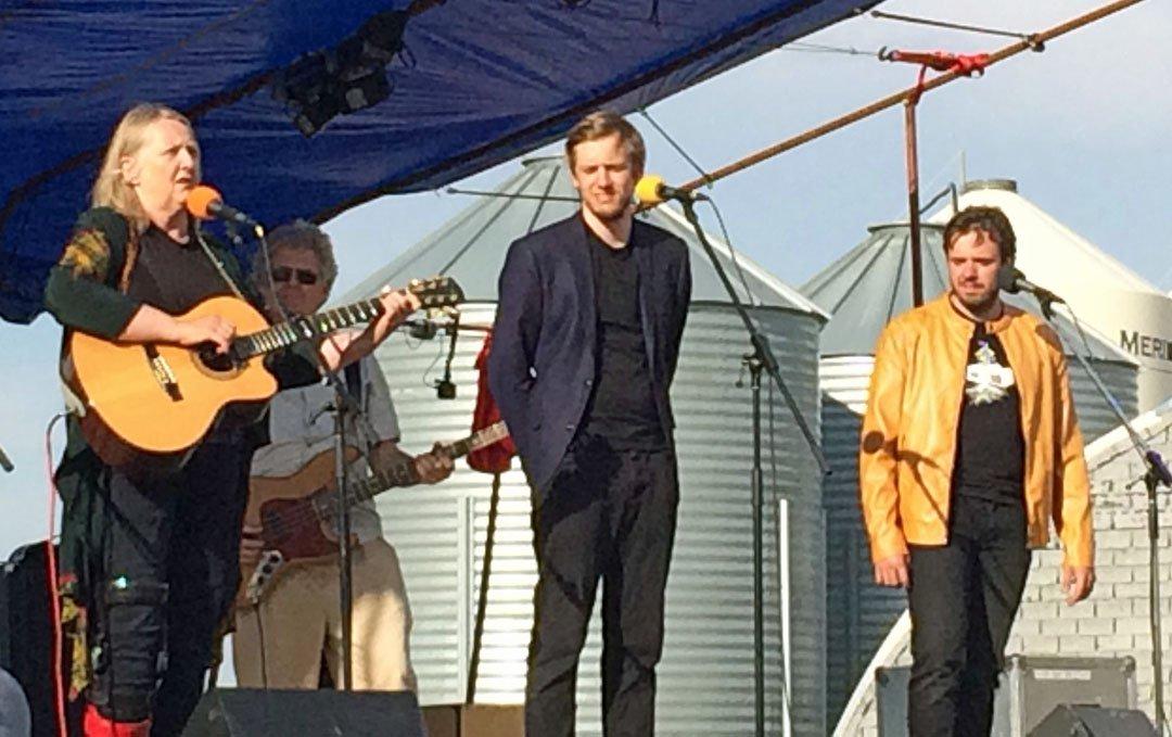 Farm Fest Saskatchewan, Connie Kaldor