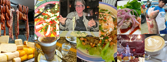 Eat the World!, cooking, international cuisine, recipes