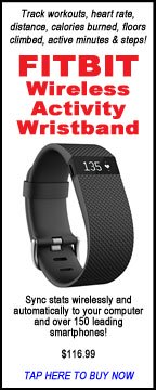 Fitbit wireless activity wristband