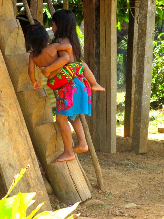 Panamas Indigenous Embera People
