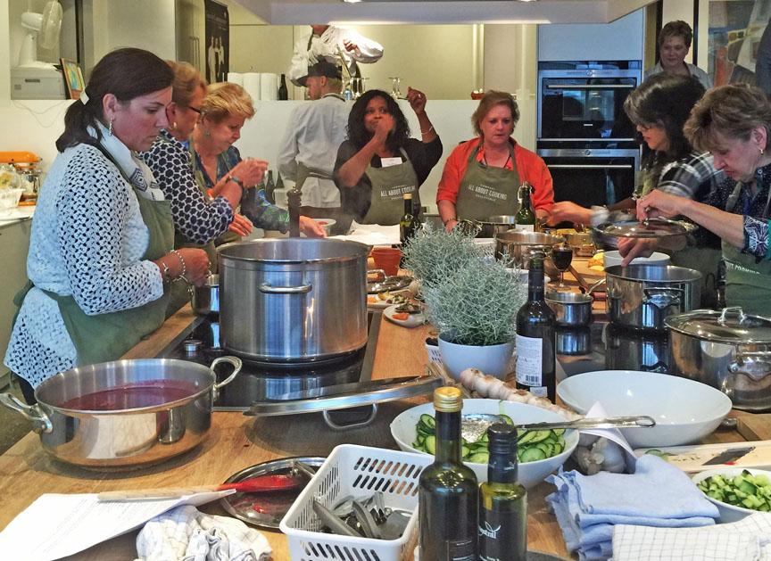 MasterChef, Kroman, Marie Goff, Denmark, Danish, Cooking School, Hygge, Copenhagen, Nordic Cooking