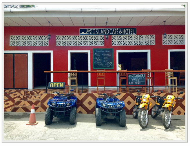 Ometepe Island Café Nicaragua