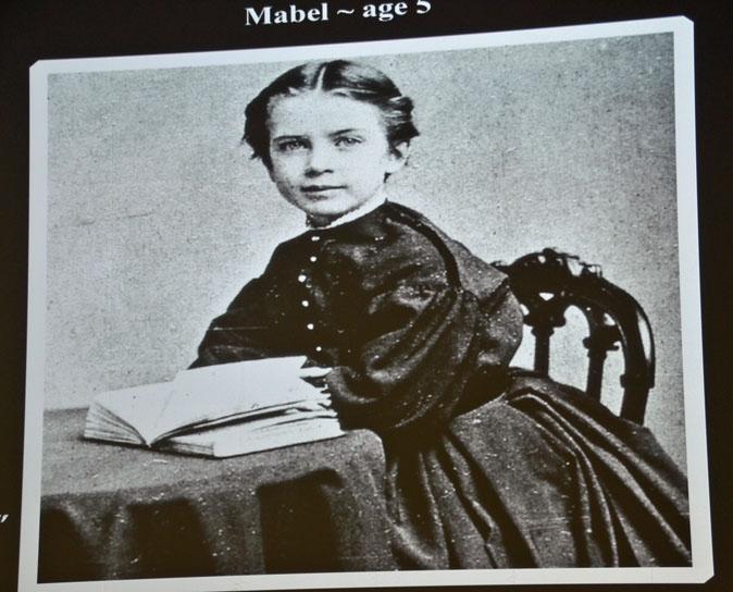 Mabel Hubbard telephone