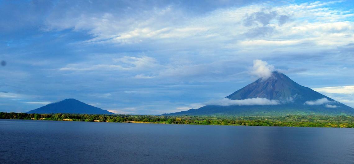 Ometepe Volcanoes Nicaragua Careli