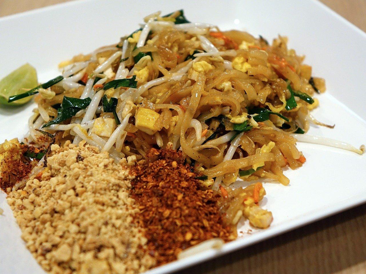 food favourites, favorite food, international cuisine, international cooking, Thailand, Pad Thai