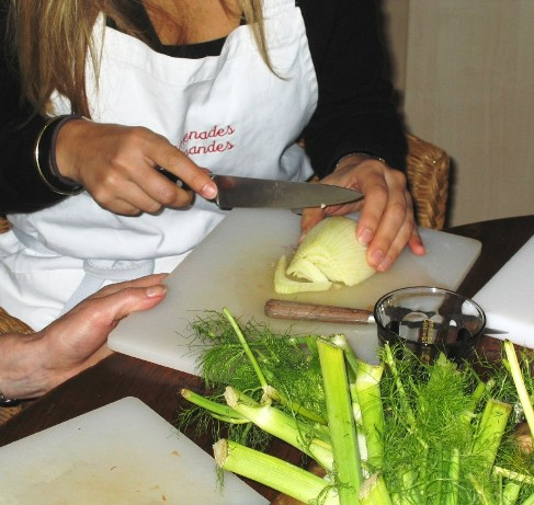 Paule Caillat, parisienne chef, Les Promenades Gourmandes, cooking in Paris, Dining in Paris, Parisian cuisine, French cuisine, French cooking,