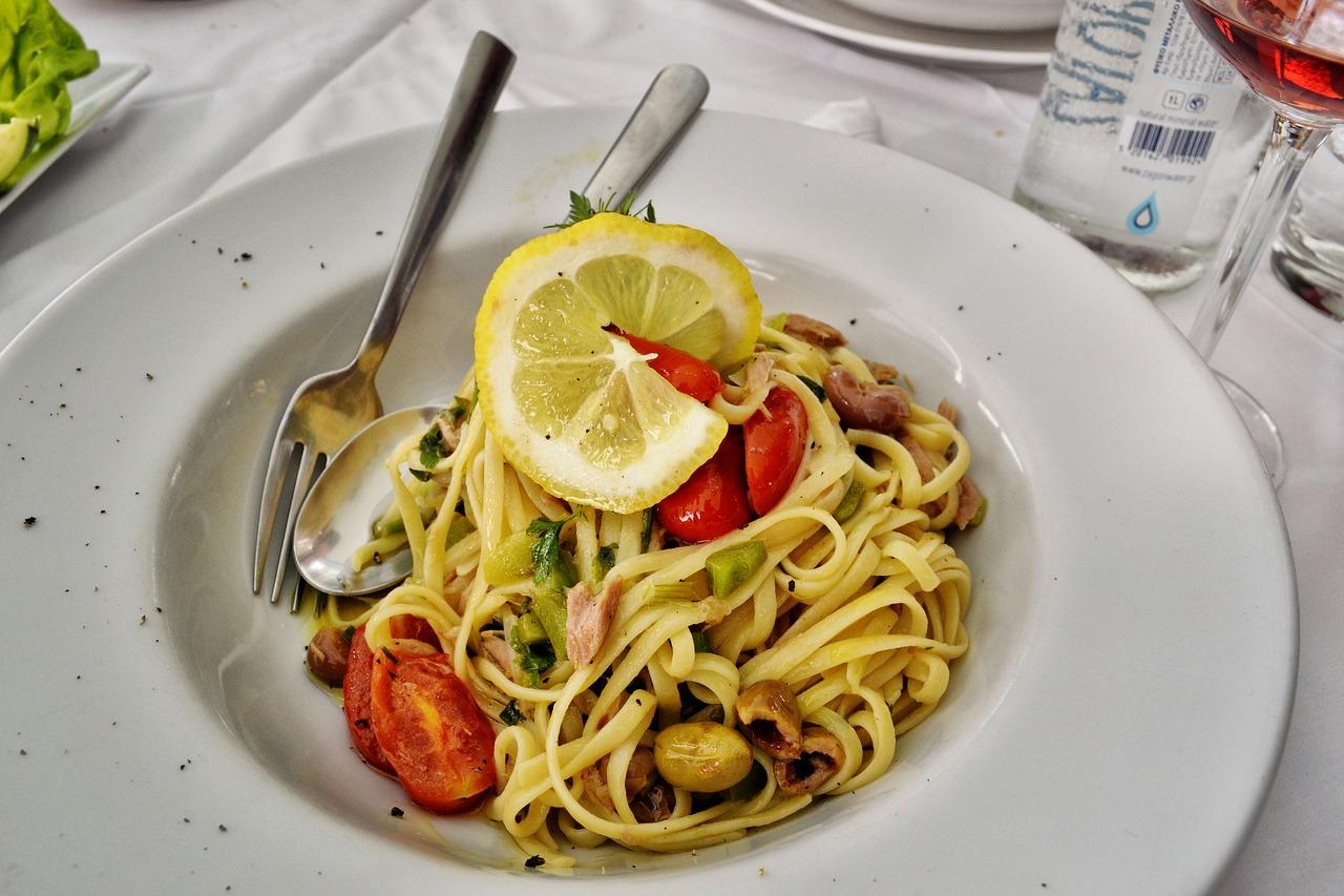 food favourites, favorite food, international cuisine, international cooking, Italy, seafood pasta