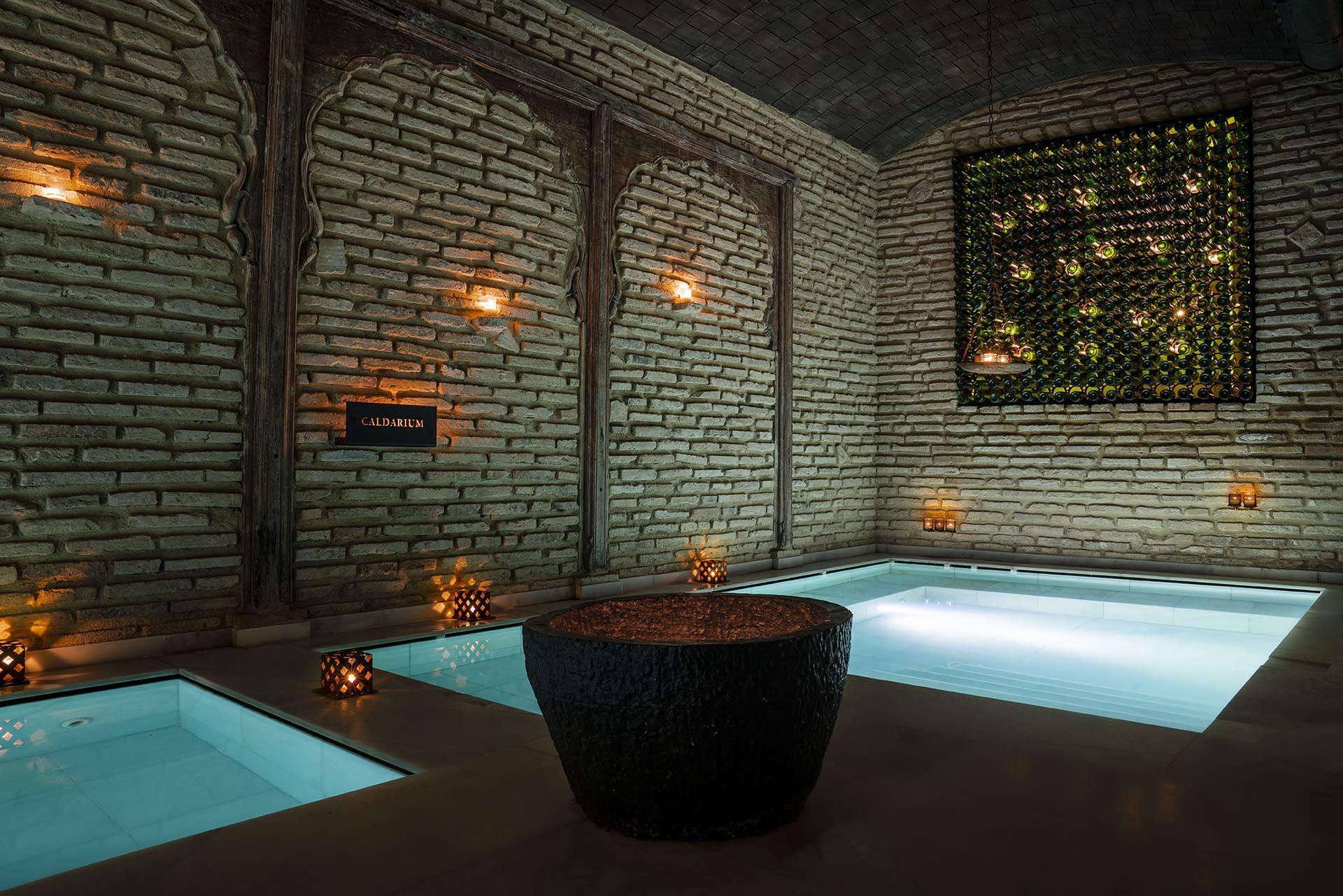 Aire Spa Baths - various temperature baths
