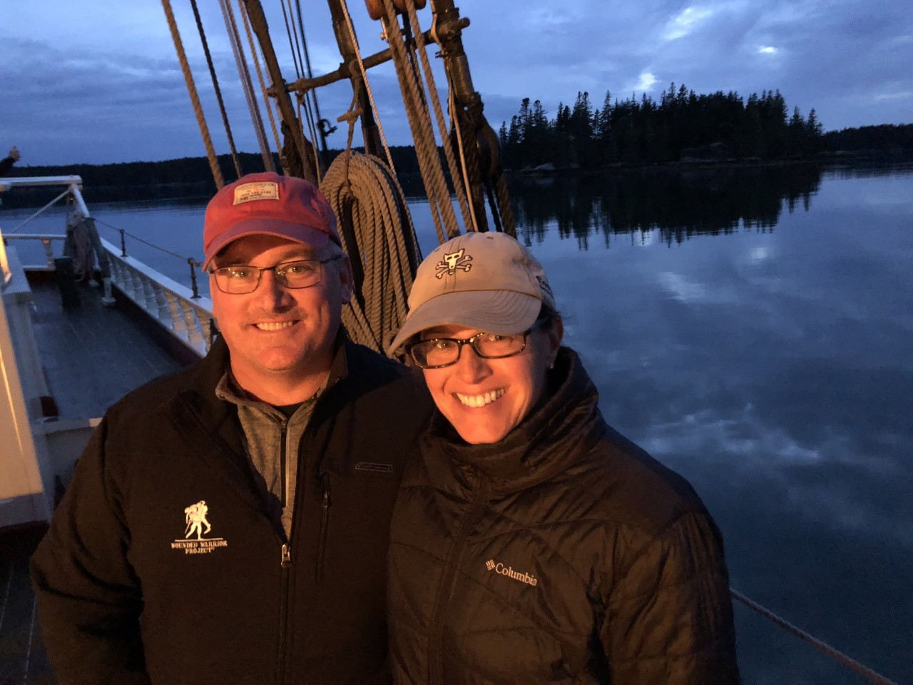 Tracy Welsh, Sailing, Penobscot Bay, Maine, Stephen Taber, lobsters