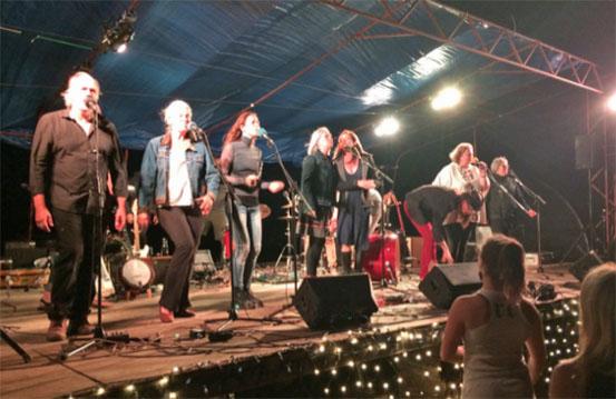 Fest Saskatchewan, Campagne Family