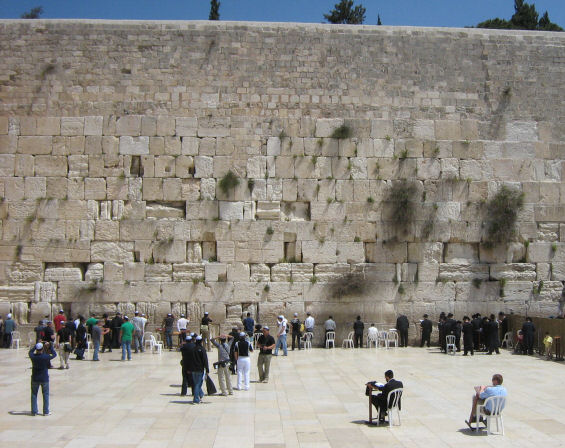 An Unholy Day in the Holy Land