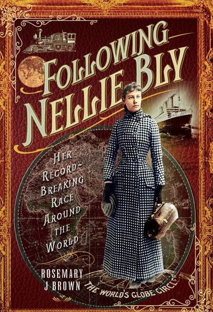 Following Nellie Bly Book Cover