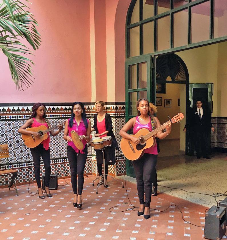 Havana, Cuba, cars, vintage, salsa, female, musicians, Unesco, travel