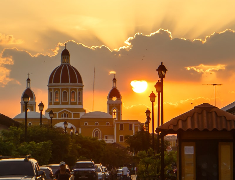 Granada colonial Nicaragua