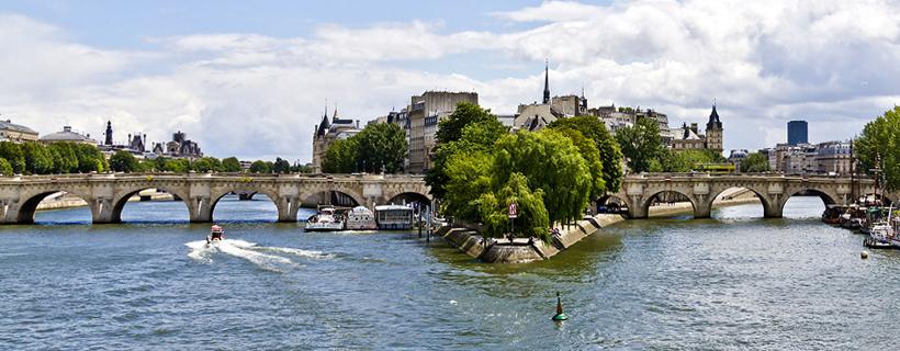 Paris,Île Ste. Louis,the Île de la Cité, France, French adventure