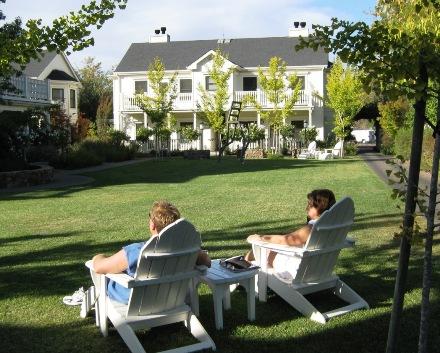MacArthur Place Inn & Spa